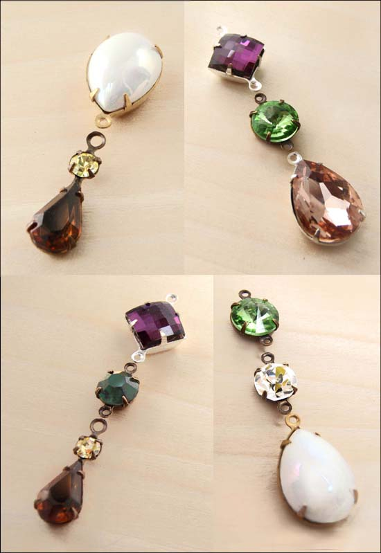 earring design samples